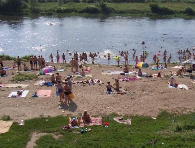 Два луцькі пляжі – не рекомендовані для купання