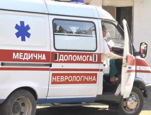 Як волинські медики рятували чоловіка з інфарктом