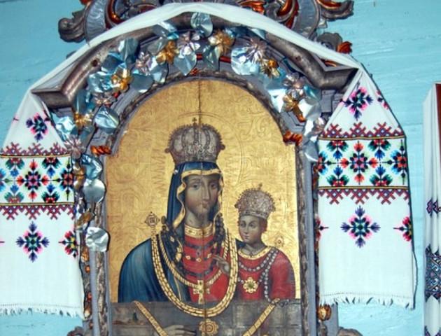 У волинському селі знайшли ікону, яку реставрував Шевченко. ФОТО
