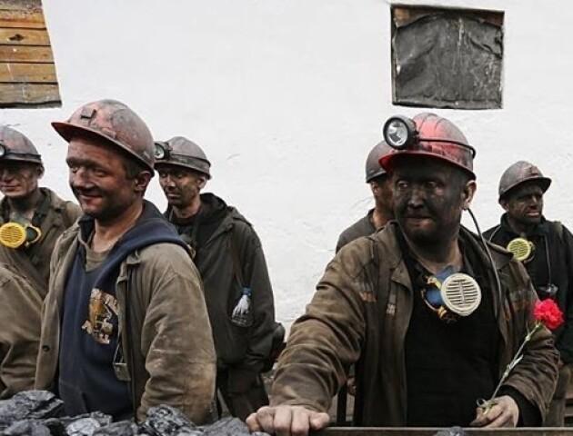 Волинські шахтарі організували новий страйк через заборговану зарплату