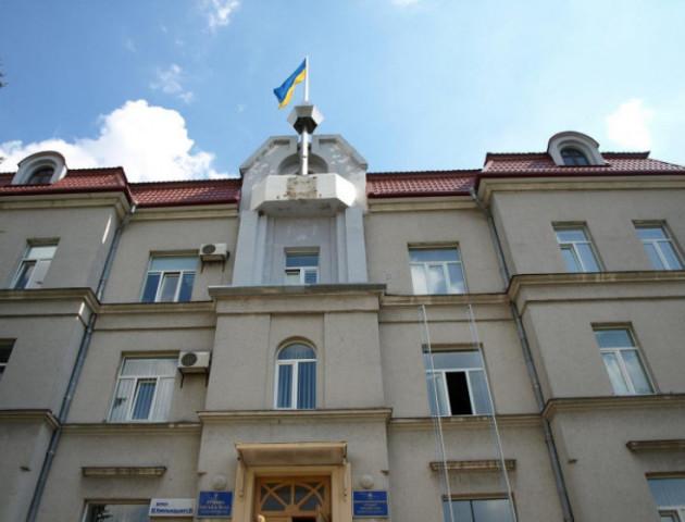 У Луцьку не можуть поділити гроші округів без депутатів. ВІДЕО