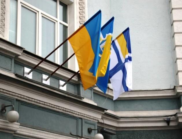 У всіх районах Волині вивісять прапори ВМС на знак підтримки полонених моряків