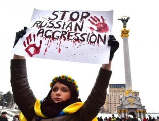 Скільки українців вважають Росію агресором, - опитування