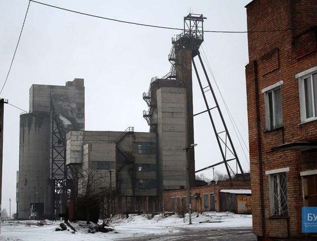 «Бужанська» страйкує: Нововолинські гірники не хочуть працювати безплатно. ВІДЕО