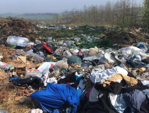 На Волині розпочали будівництво нового сміттєзвалища