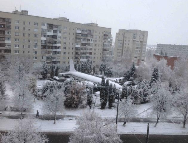 На Новий рік у Луцьку йтиме сніг, – синоптики