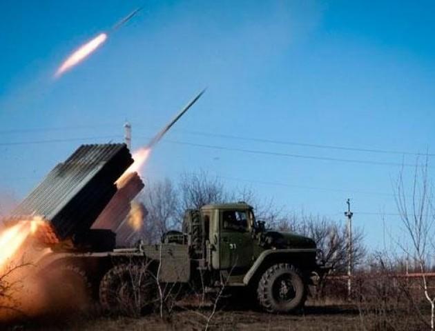Бойовики «ДНР» обстріляли мирних жителів з системи «Град»