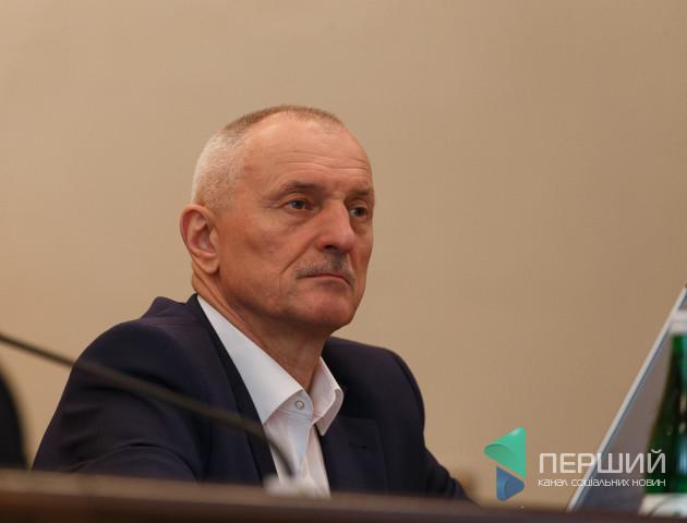 «При мені не буде ні тітушок, ні побиттів», - Савченко на сесії Волиньради