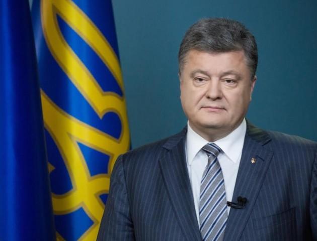 «Україна ніколи не стане федерацією», - Порошенко у День Соборності. ВІДЕО