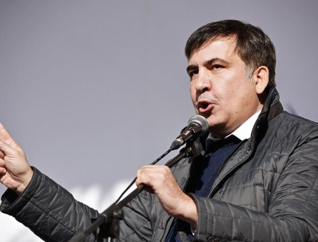 У Києві спецназ СБУ затримав Михайла Саакашвілі