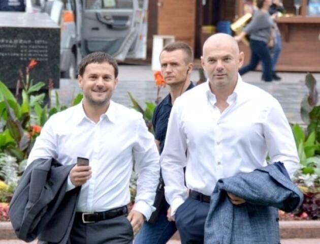 Колишнього охоронця Палиці призначили начальником Служби безпеки президента