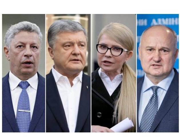 Хто проходить в Раду: партія Порошенка – друга, партія Смешка теж долає бар'єр