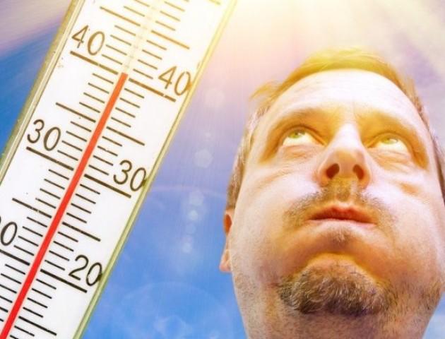 Волинян попереджають про надзвичайну спеку