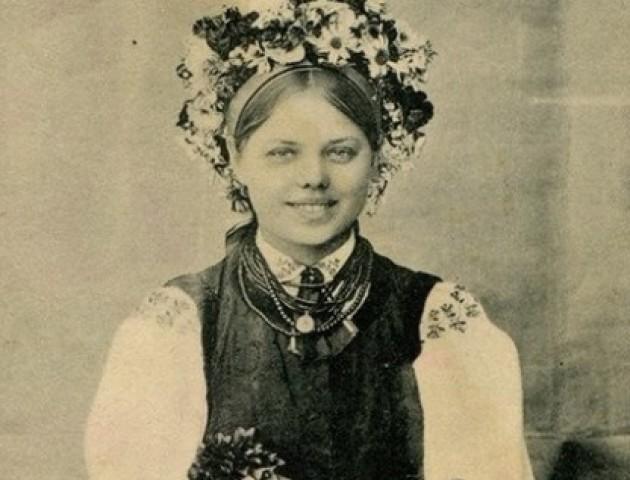 Українки 100 років тому. ФОТО