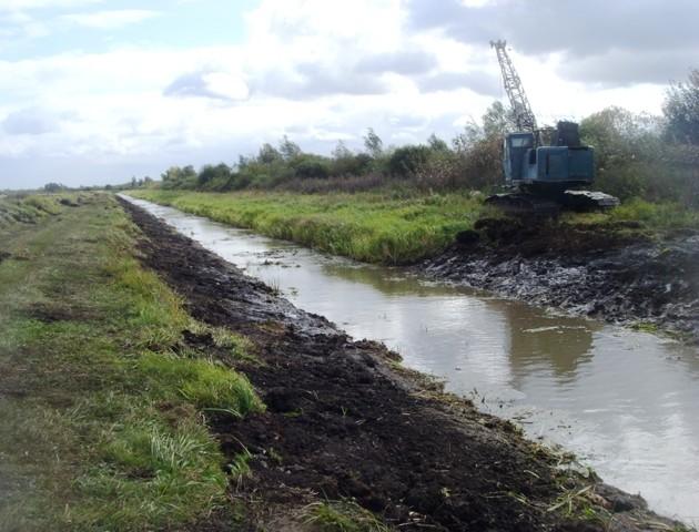 Розчищають волинську річку, яка замулювалася 30 років. ФОТО