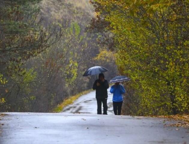 На Волинь йдуть холод і дощі
