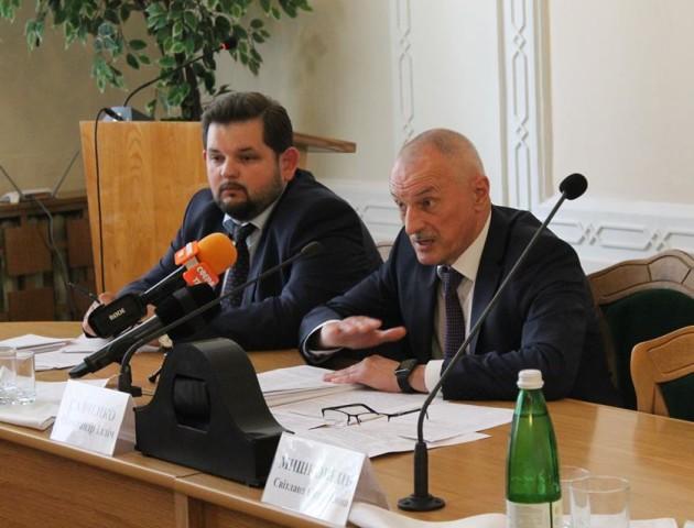«Низький рівень»: у Волинській ОДА обговорили виконання регіональних програм