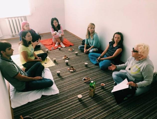 У Луцьку відкрили центр для медитацій. ФОТО