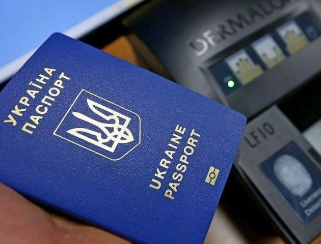 Волиняни тимчасово не зможуть виготовити біометричних паспортів