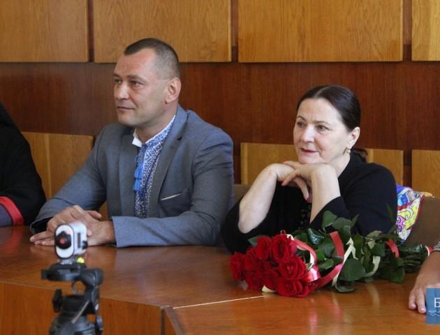 На Волинь приїхала Ніна Матвієнко. ФОТО