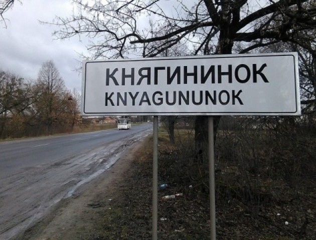 Княгининівська сільрада збирає ідеї для проектів розвитку громади