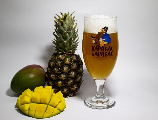 У Луцьку можна скуштувати пиво з манго