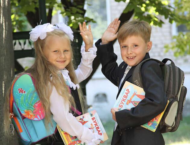У Луцьку підуть в школу більше трьох тисяч першокласників