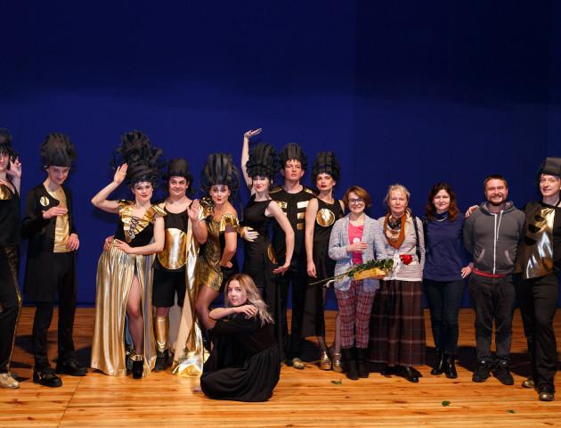 Луцький театр «ГаРмИдЕр» відсвяткував 14 день народження
