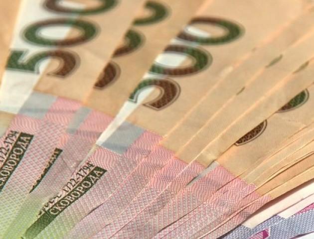 Середня зарплата в Луцьку перевалила за 7 тисяч