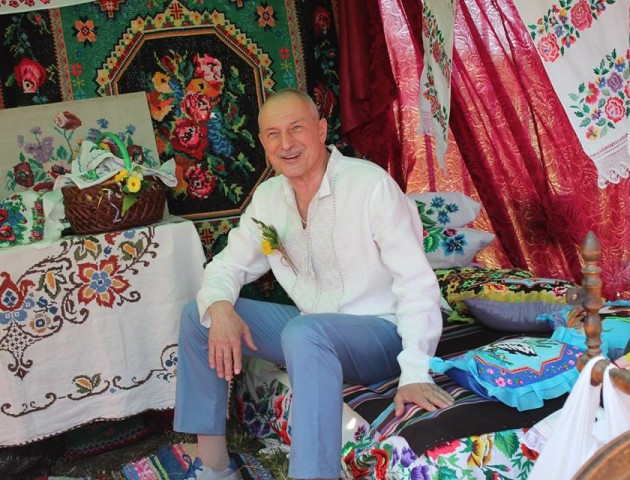 Олександр Савченко: «Досі під враженнями від «Волинського весілля»