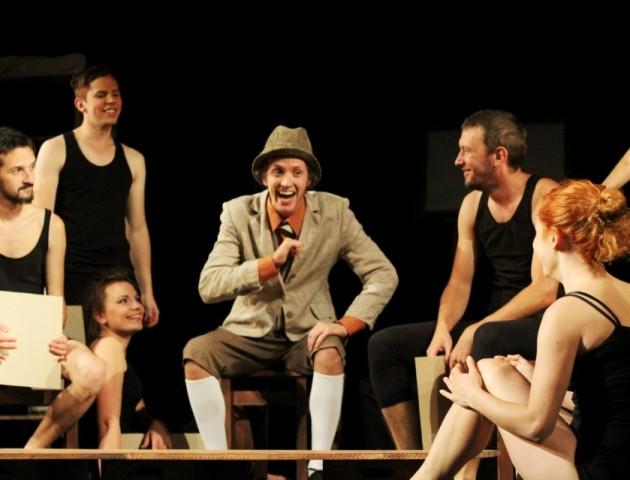 Театр «Гармидер» запрошує на прем'єру вистави «Кордон»