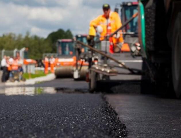На дороги Волині за рік  хочуть витратити 738 000 000 гривень