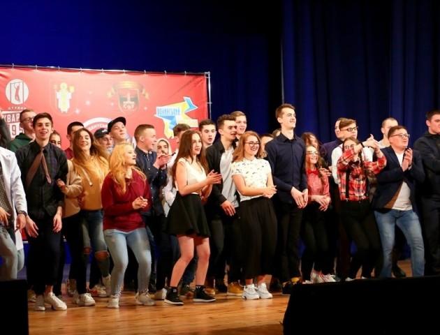 У Луцьку стартувала студентська Ліга сміху. ФОТО