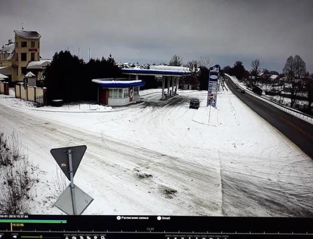 На в'їзді в Луцьк поставили камеру відеоспостереження. ФОТО