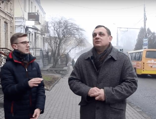 «... і про каву також» із директором «ВМБ нерухомість» Ростиславом Ганейчуком. ВІДЕО