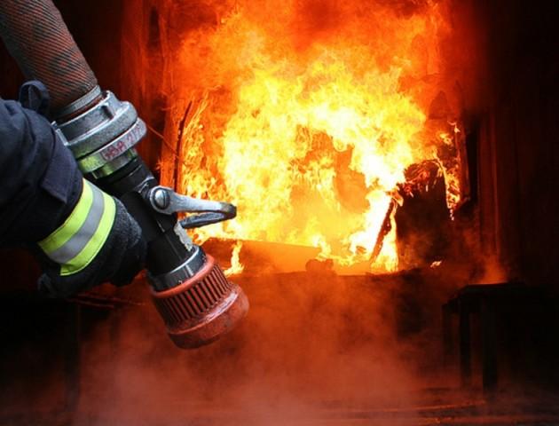 На Волині минулого тижня рятувальники ліквідували 17 пожеж
