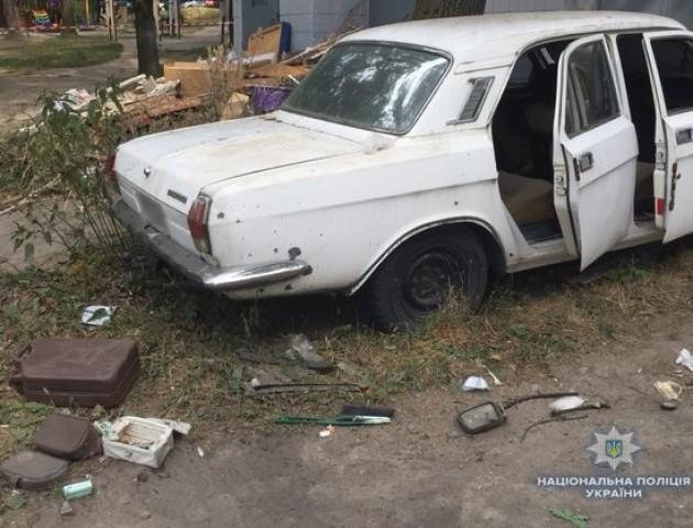 Від вибуху в Києві постраждали чотири дитини, одна впала в кому