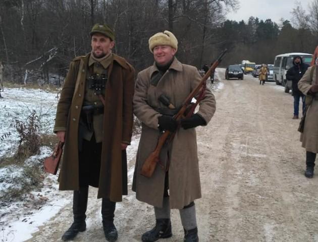 На Волині знімають продовження фільму «Червоний». ФОТО