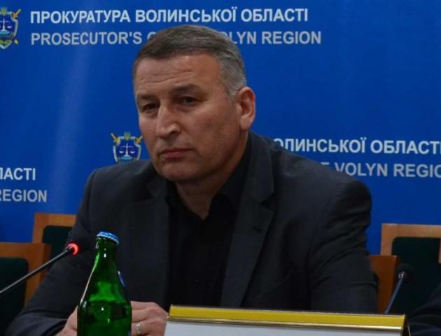 Суд поновив на посаді «майданівського» прокурора Волині