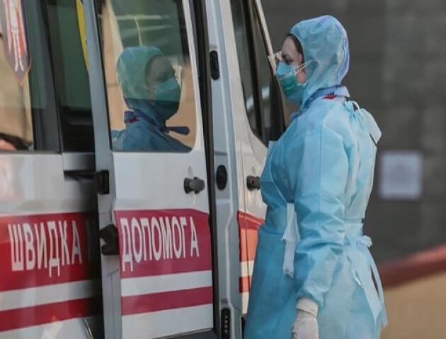 В Україні коронавірусом захворіли понад 3 тисячі людей, на Волині - 132