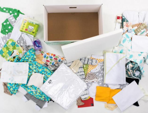 Товари, які входять в пакунок малюка: перелік