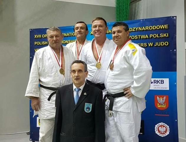 Волиняни привезли медалі з чемпіонату Польщі з дзюдо