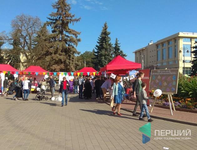 У Луцьку –фестиваль Ucrazyans. ФОТО