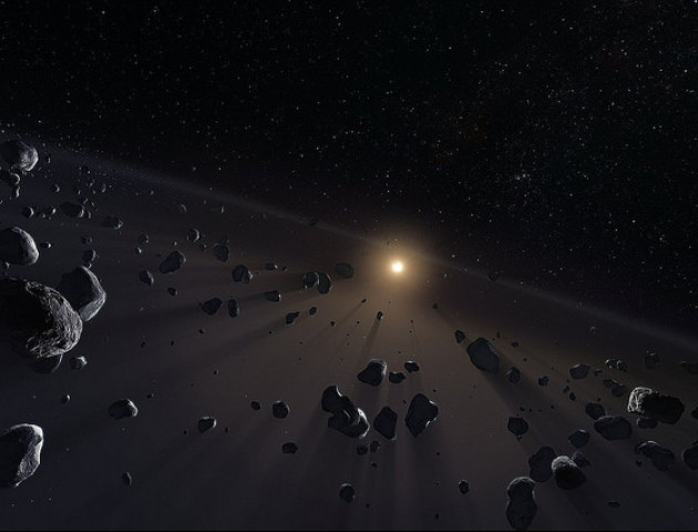 На Землі знайдено алмаз з елементом, якого немає в Сонячній системі