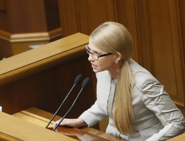 Юлія Тимошенко: Тільки незалежний Антикорупційний суд зможе по-справжньому боротися з корупцією