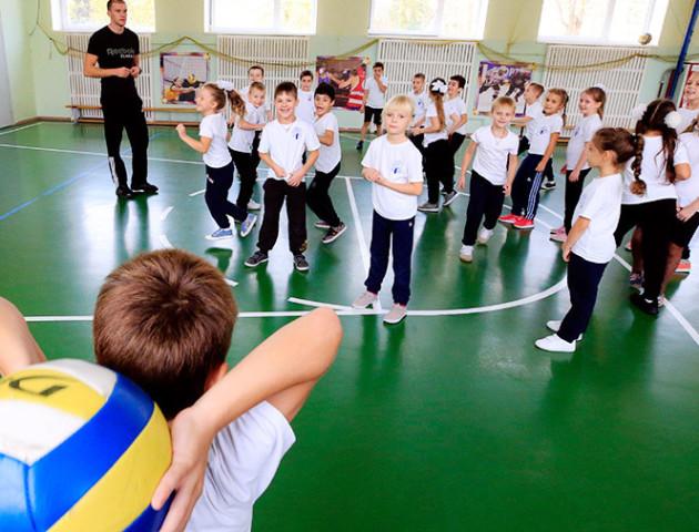 Хто відповідальний за здоров'я дітей під час уроку фізкультури