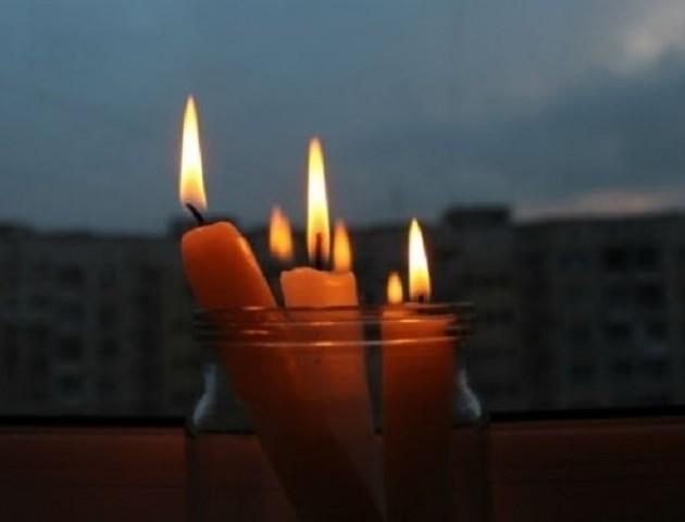 Графік відключення світла у Луцьку 28 вересня