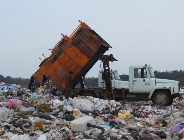 У Володимирі розпочнуть будівництво сміттєвого полігону