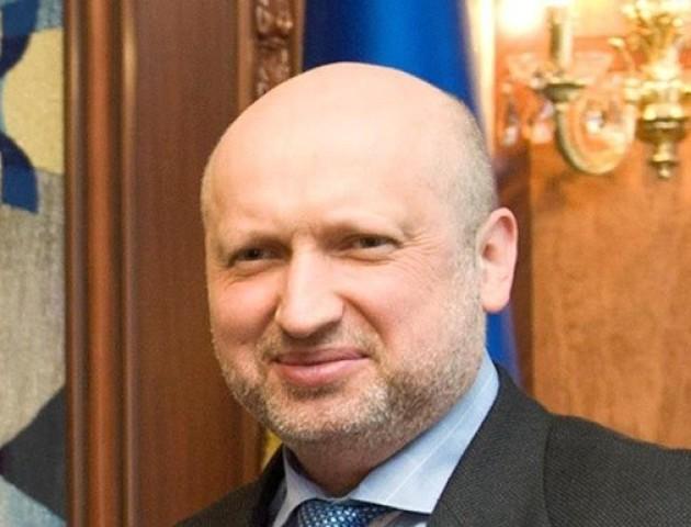 Турчинов пожартував, що росіянам на кордоні з Україною будуть відрізати пальці