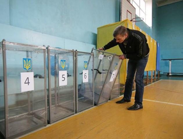 Поліція розбирається з заявою про підкуп виборців у Луцьку